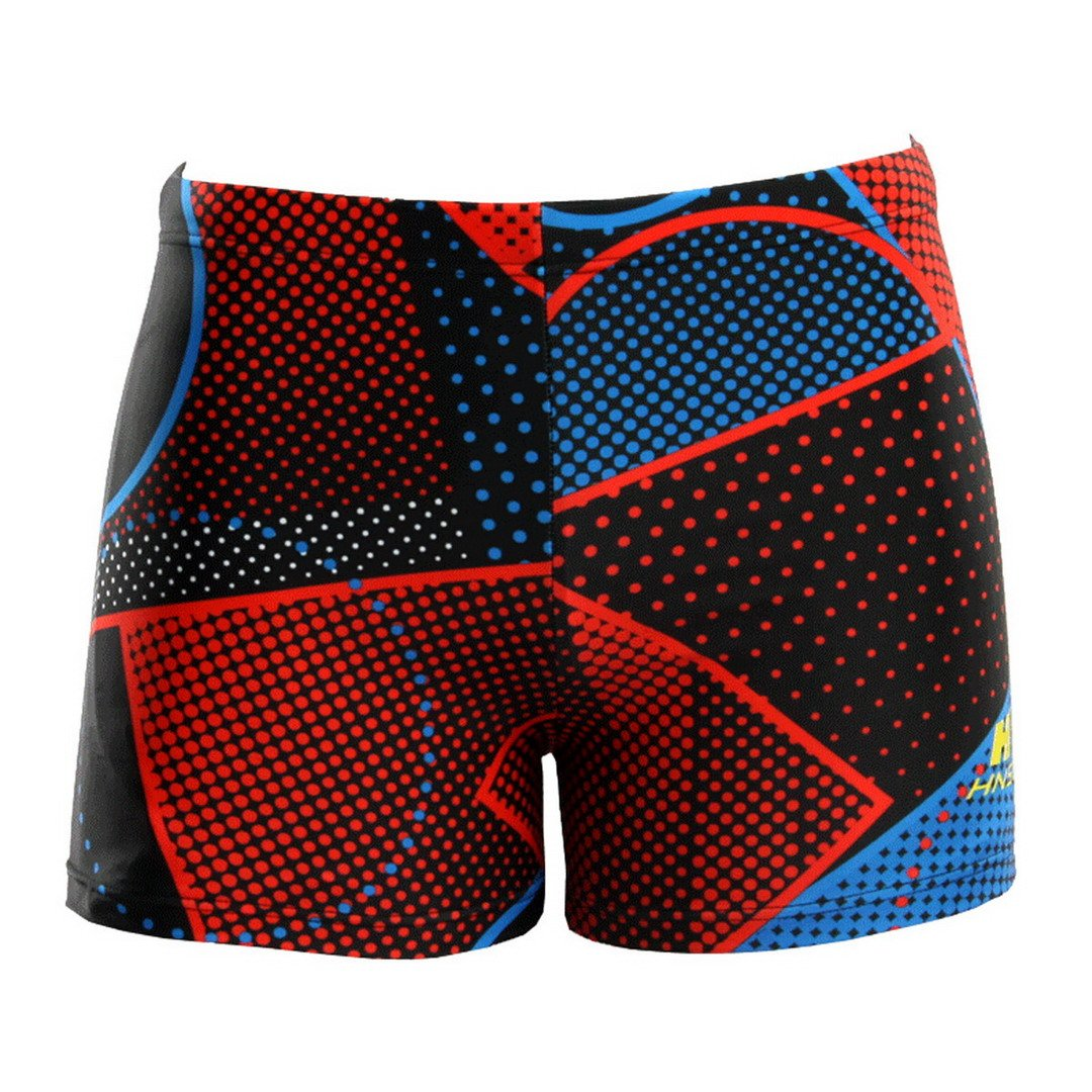 Men Fitness Swimming Trunks Square Cut Swimsuit lllzff