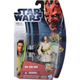 Star Wars 2012 Movie Heroes Qui-Gon Jinn MH10 figure