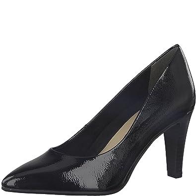 67ca667331e87 Tamaris Damen Pumps 22409-21,Frauen  Pumps,elegant,feminin,festlich,Hochhackige  Schuhe,Abendschuhe,Businessschuh,Trachten-Schuh,Stiletto 7.5cm