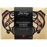 Smoked Sockeye Salmon Travel Pack (113g)