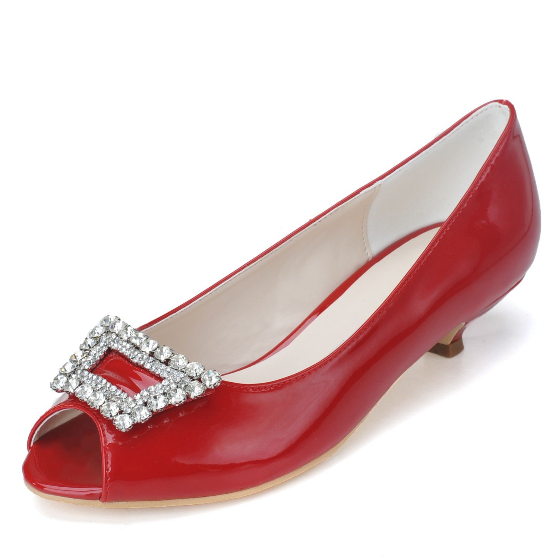 Qingchunhuangtang@ Niedrige Pumps High-end Schuhe Hochzeit Party Schuhe Schuhe Schuhe tägliche Arbeit Kristall Hochzeit Schuhe Party Schuhe Fashion Schuhe b37f10