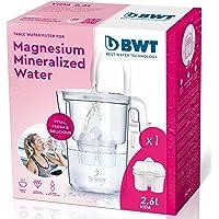 BWT Vida Handmatig waterfilter met magnesium 2,6 l wit