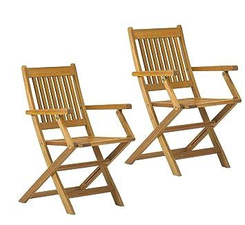 manhattan folding armchair garden furniture pack of 2 price for 2 chairs royalcraft garden furniture