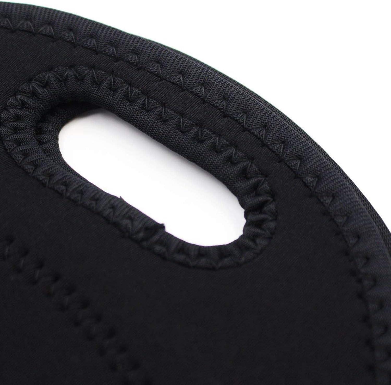 Amazon.com: Neoprene Reusable Lunch Bags for School Travel ...