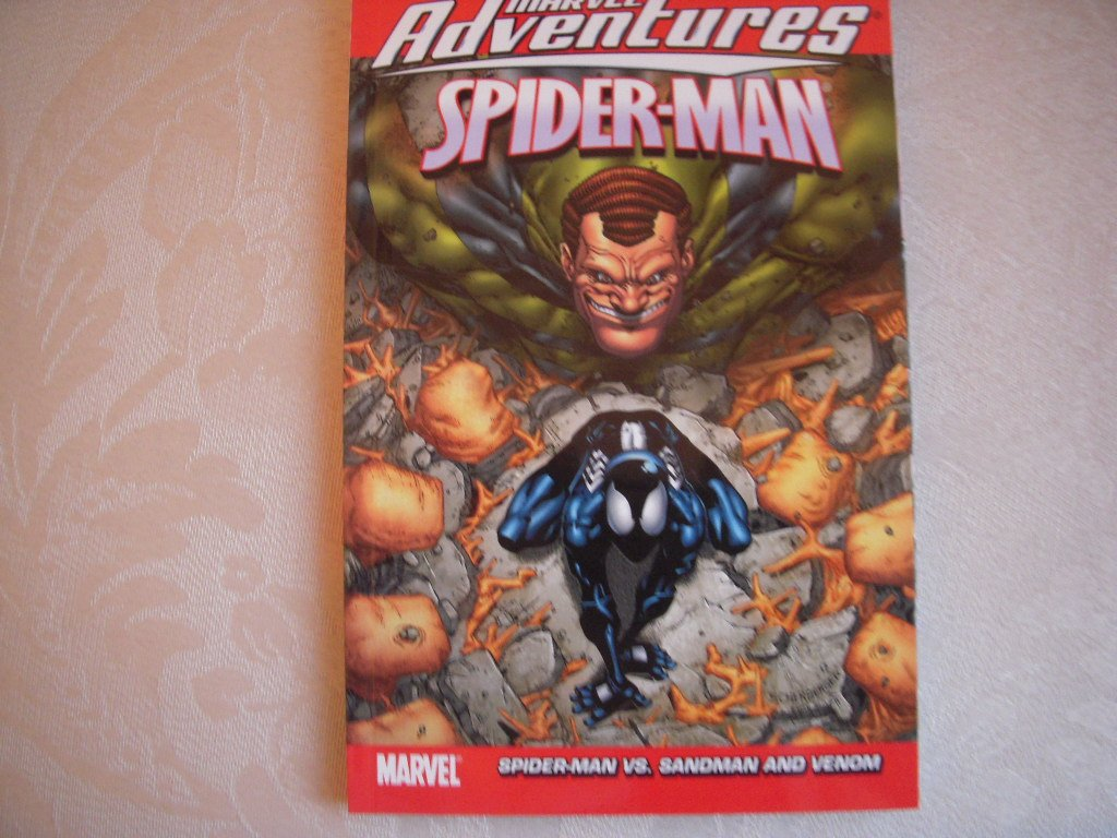 Spider-Man Vs. Sandman and Venom (Marvel Adventures Spider-Man) PDF
