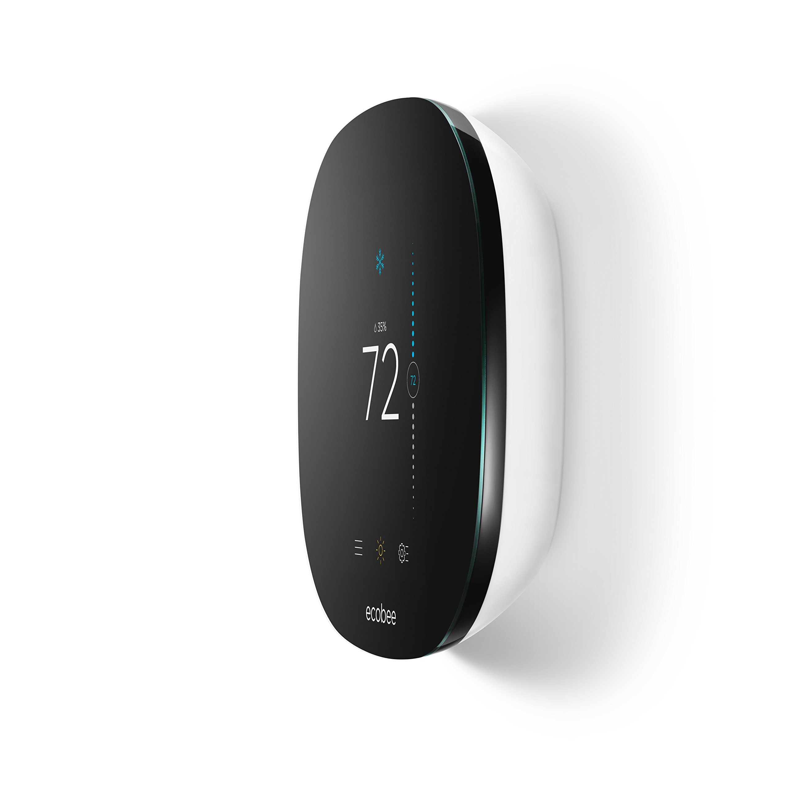 Ecobee3 Lite Thermostat, Wi-Fi, Works with Amazon Alexa by ecobee (Image #2)