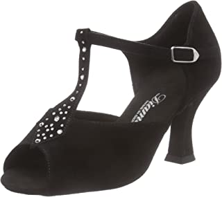 Diamant Damen Tanzschuhe 010-060-101, Chaussures de Danse de Salon Femme