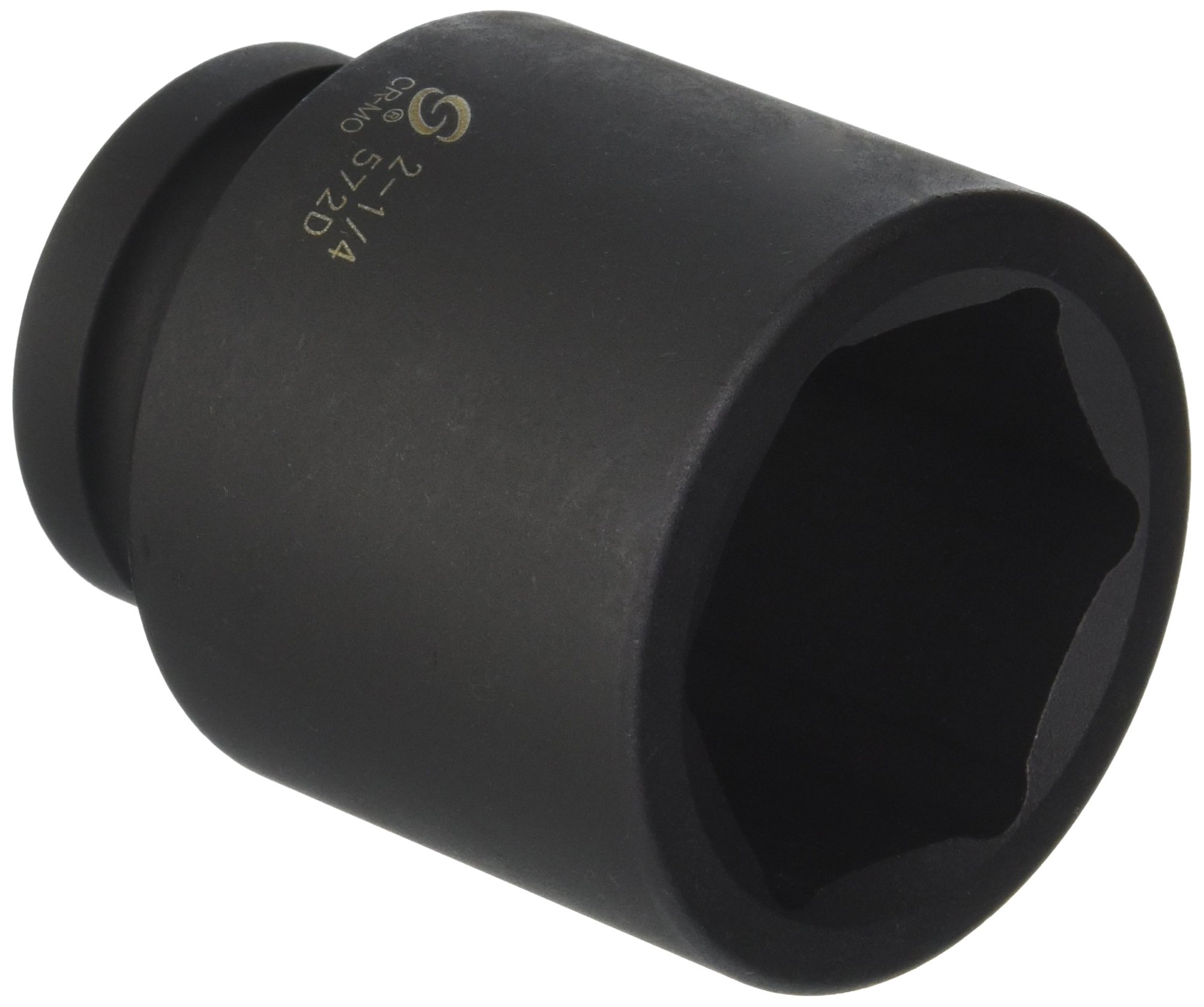 Sunex 572D 1-Inch Drive 2-1/4-Inch Deep Impact Socket by Sunex Tools