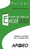 Analisi dei dati con Excel 2013: Imparare a lavorare con le tabelle pivot (Pocket)