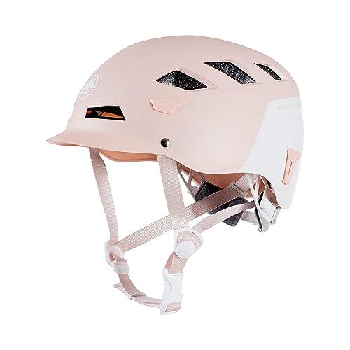Mammut El Cap Climbing Helmet - Candy/White 52-57cm