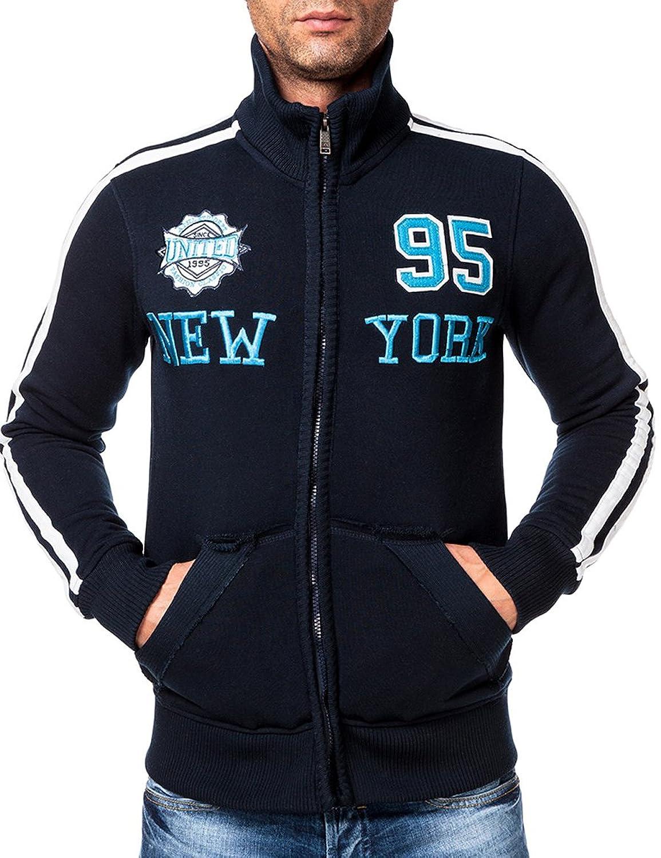 men bomber jacket winter jacket college jacket sweater in 3 colors sizes S-XXL