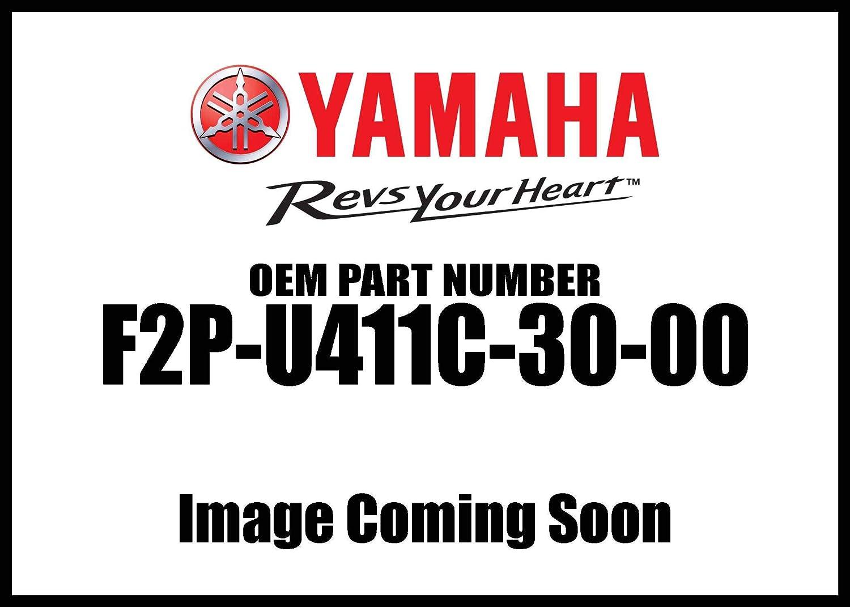 Yamaha F2P-U411C-30-00 Emblem Yamaha; F2PU411C3000 Made by Yamaha