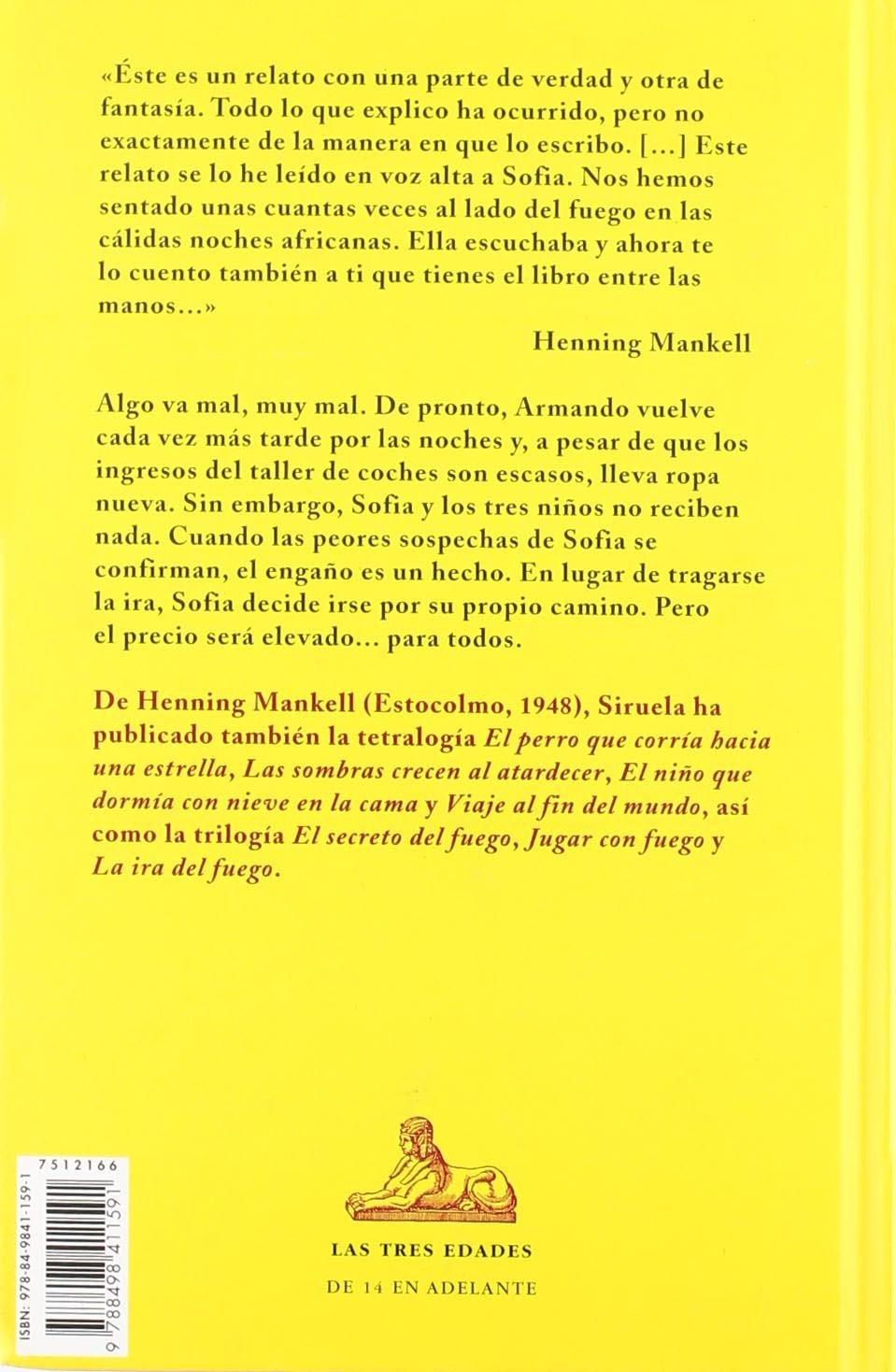 La ira del fuego / the Wrath of Fire (Spanish Edition): Henning Mankell: 9788498411591: Amazon.com: Books