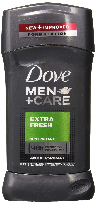 Unilever ダヴメン+ケア男性+ケア制汗デオドラントスティックエクストラフレッシュ2.7オンス B006RH3RHS