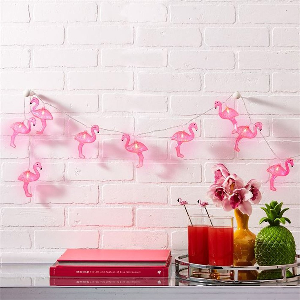 Image result for flamingo lights