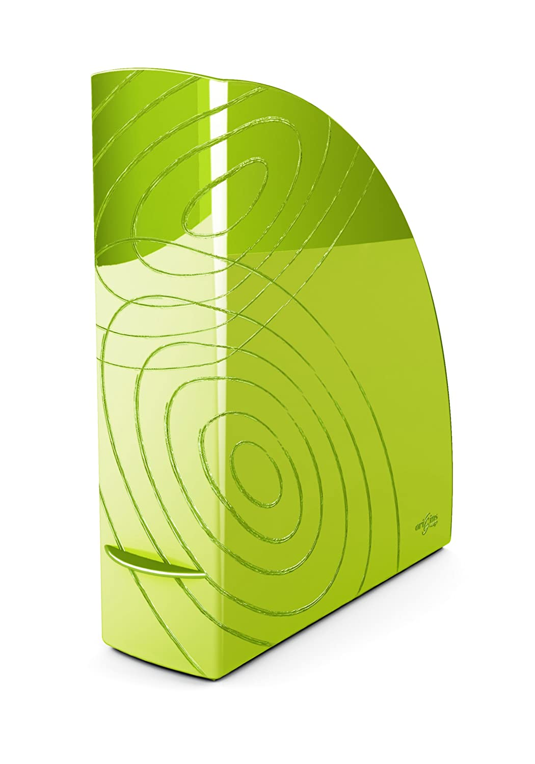 CEP Origins - Porta riviste, colore verde anice CEP OFFICE SOLUTIONS 1067000301