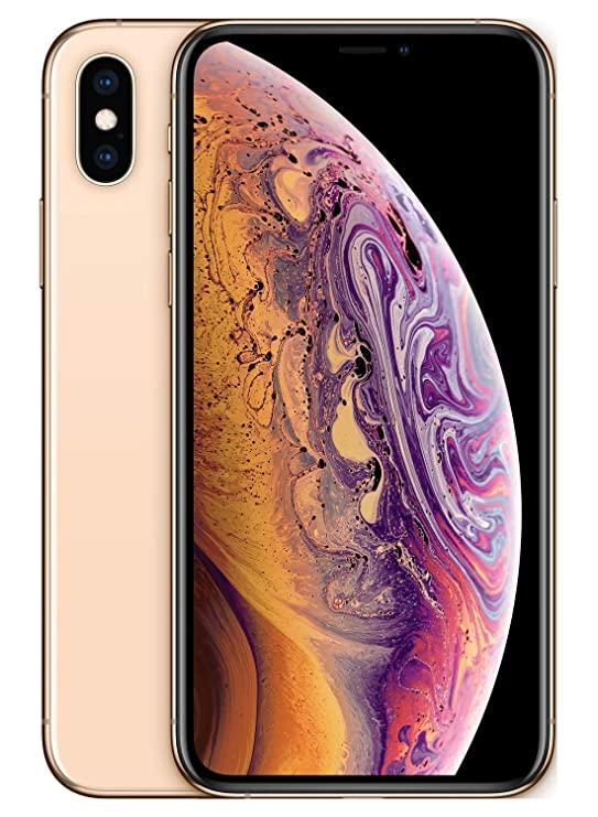 Apple I Phone Xs (64 Gb)   Gold [Works Exclusively With Simple Mobile] by Apple