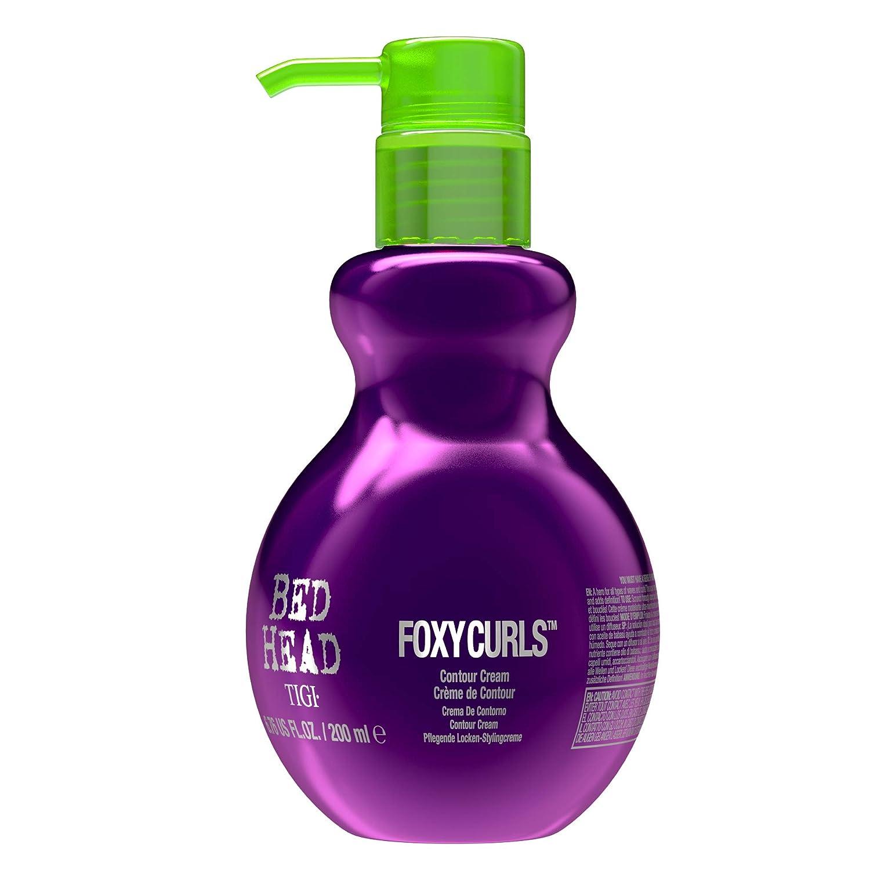foxy curls  : TIGI Bed Head Foxy Curls Contour Cream, 6.76 Fluid ...
