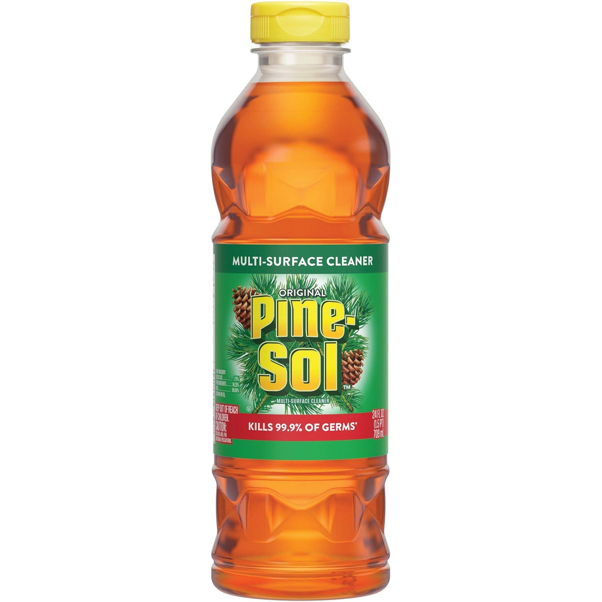 Pine Sol Multi Purpose Cleaner, Amber, 24 oz