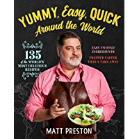 Yummy, Easy, Quick: Around the World (English Edition)