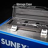 "Sunex 31080 3/8"" Drive 10-80 Ft-lb 48T Torque"