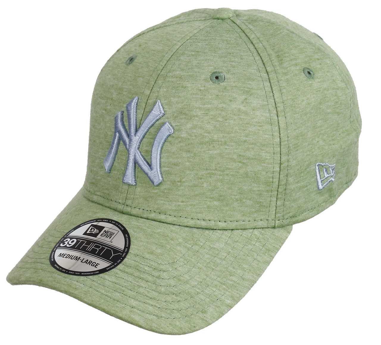 New Era Jersey Brights 39THIRTY Cap NEYYAN–Linie New York Yankees, Unisex Erwachsene 11586134