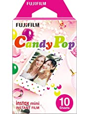 instax Candy pop Mini Film, 10 Shot Pack