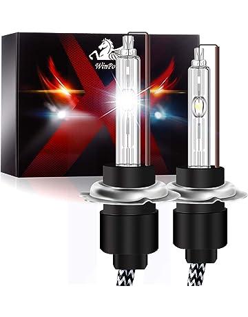 Xenon HID Conversion Kit Scheinwerfer 12V 2 St/ücke ZIHAOE H7 35W 55W AC Xenon Brenner F/ür Auto Fahrzeug Ersatz Halogenlampe Set 5000K //6000K //8000K //10000K //12000K ,35W-5000K