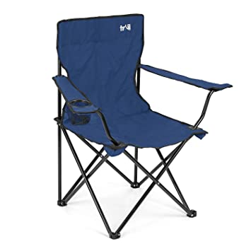 Brilliant Trail Folding Camping Chairs Fold Up Camp Festival Fishing Onthecornerstone Fun Painted Chair Ideas Images Onthecornerstoneorg