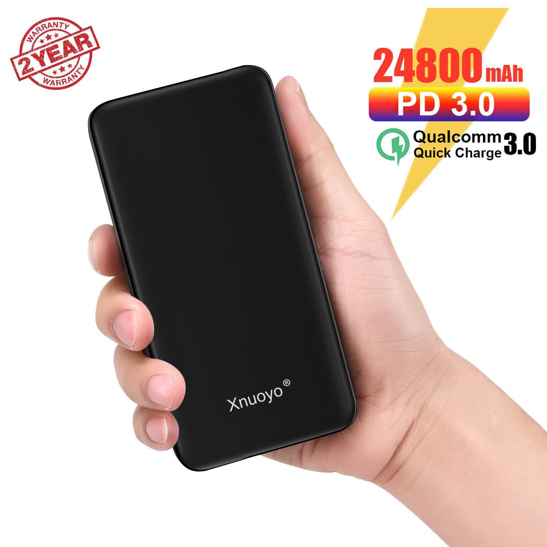 Xnuoyo PD 18W 24800mAh Power Bank
