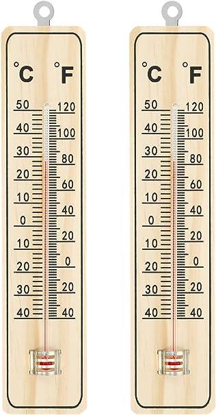 04 Piezas 22x5x1cm Com Four Termometro 2x Medidor De Temperatura Con Escala En Grados Celsius Y Grados Fahrenheit Termometro De Madera Para Uso En Interiores Termometros Jardin F = 9/5*c + 32 to find the temperature both scales are equal we can use. brake systems aivanet