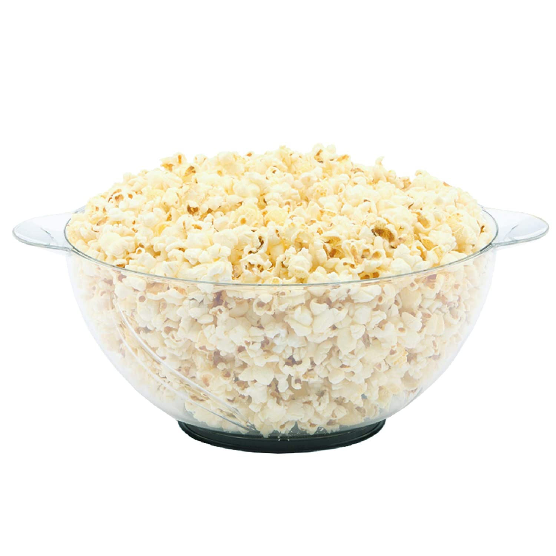 Red 6-Quart West Bend 82310R Stir Crazy 2 Stirring Popcorn Popper