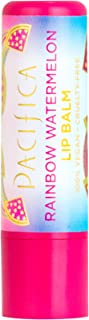 product image for Pacifica Natural Lip Balm, Rainbow Melon, 6Count
