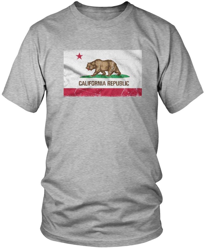 California State Flag Shirts