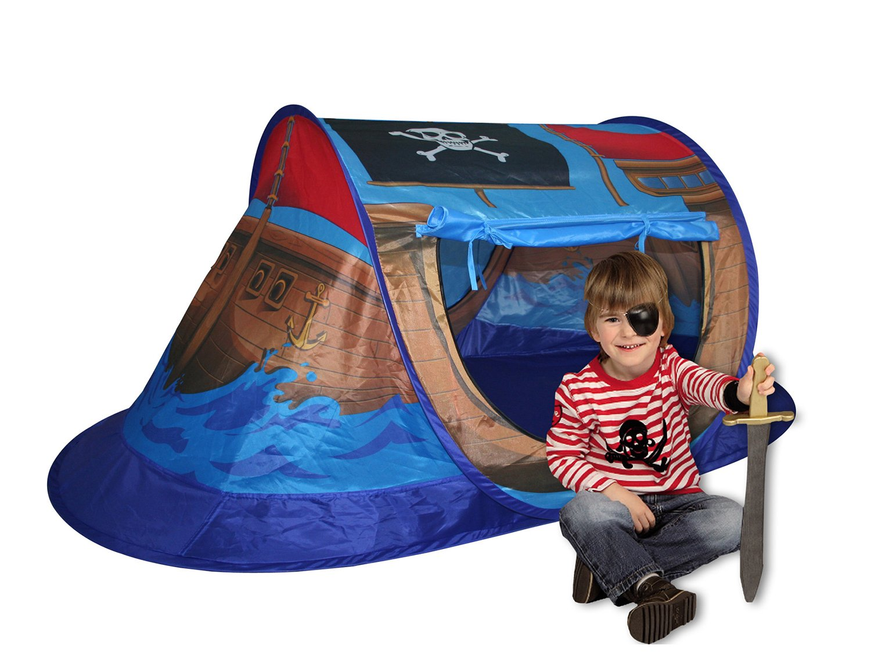 Knorr Toys Knorr55430/Bateau Pirate Tente de Jeu