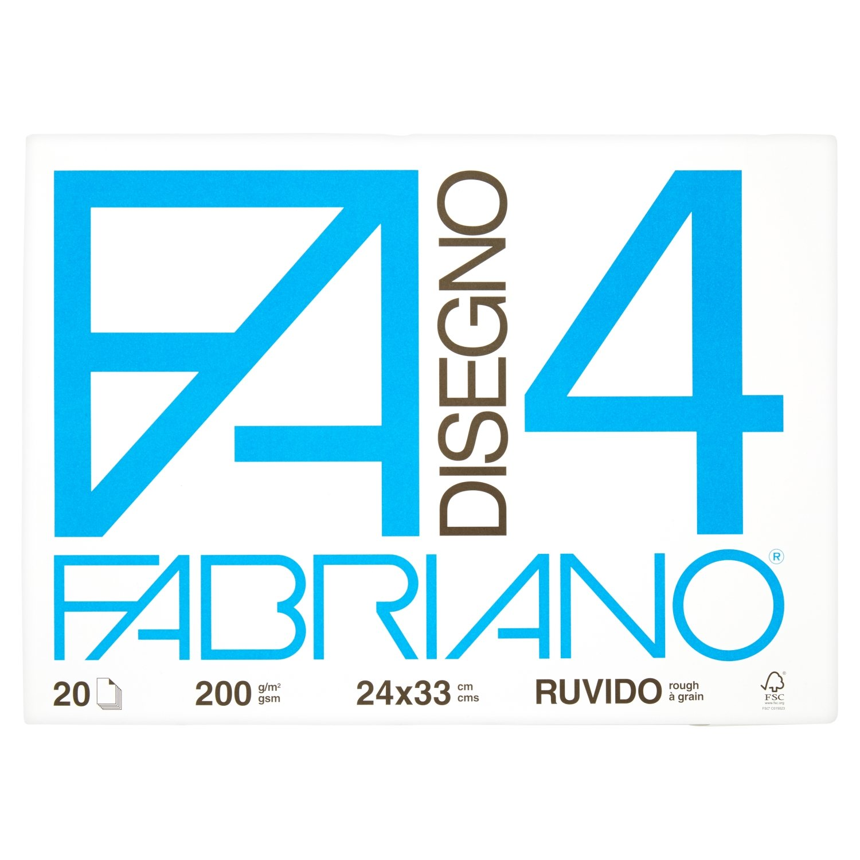 Fabriano 05000597 - Papel para dibujo (F.S.C.) 461533