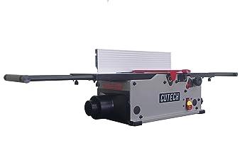 Cutech 40180hc Ct 8 Bench Top Spiral Cutterhead Jointer With Carbide Tips