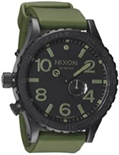Nixon 51-30 PU Watch