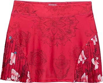 Desigual Falda Padel Hindi Dancer-S,M,L: Amazon.es: Deportes y ...
