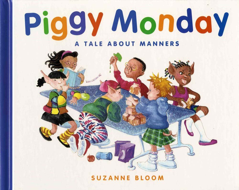 Download Piggy Monday: A Tale about Manners (Concept Books (Albert Whitman)) PDF