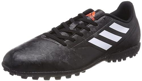 cheap for discount a29d6 1898e adidas Conquisto II Tf, Scarpe da Calcio Uomo, Nero (CblackFtwwht