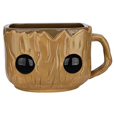 Funko Pop Home: Guardians Of The Galaxy-Groot Mug: Funko Pop! Home:: Toys & Games