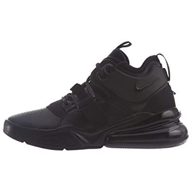 the best attitude edabc b6bc9 Nike Air Force 270 Black