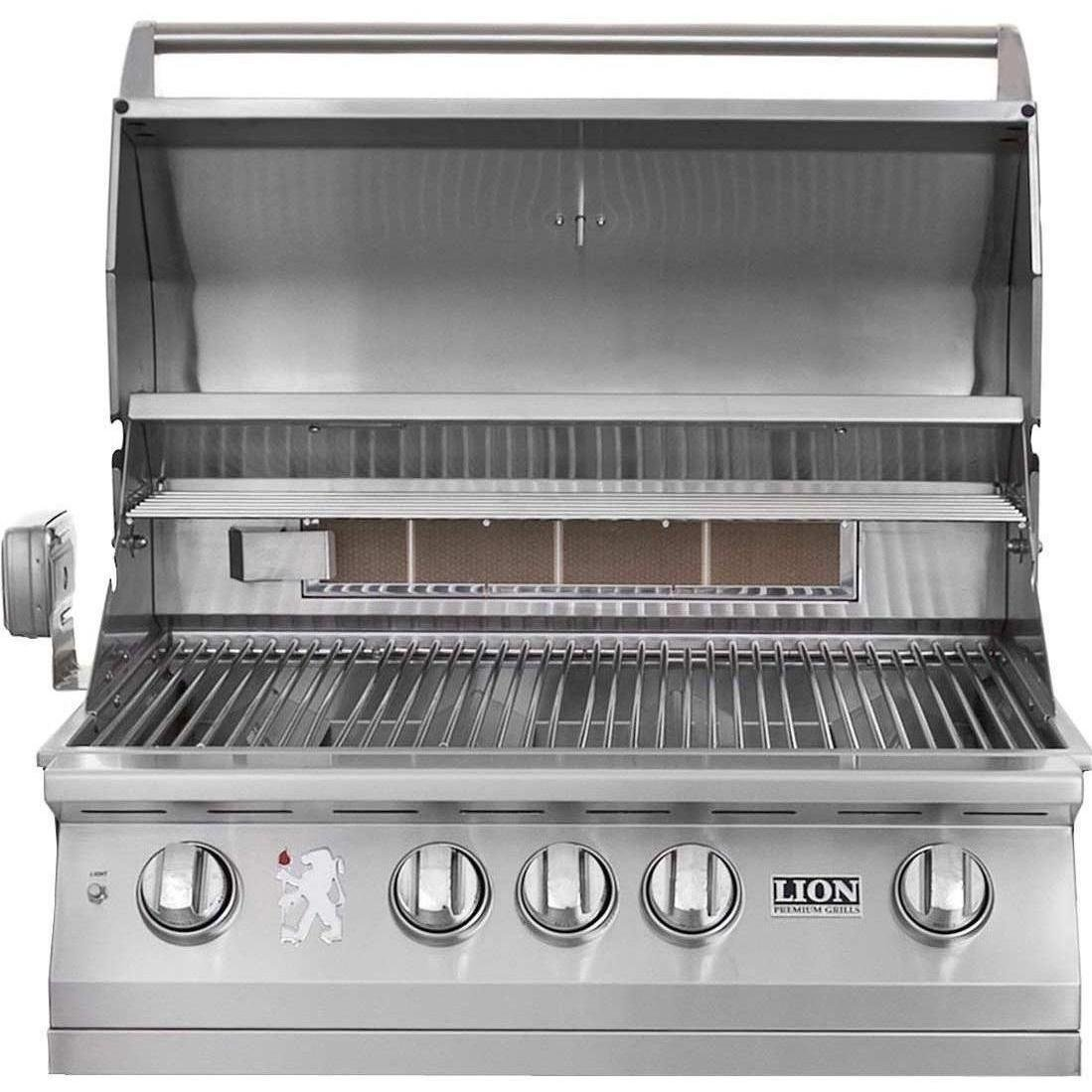 Lion Premium Natural Gas Grill
