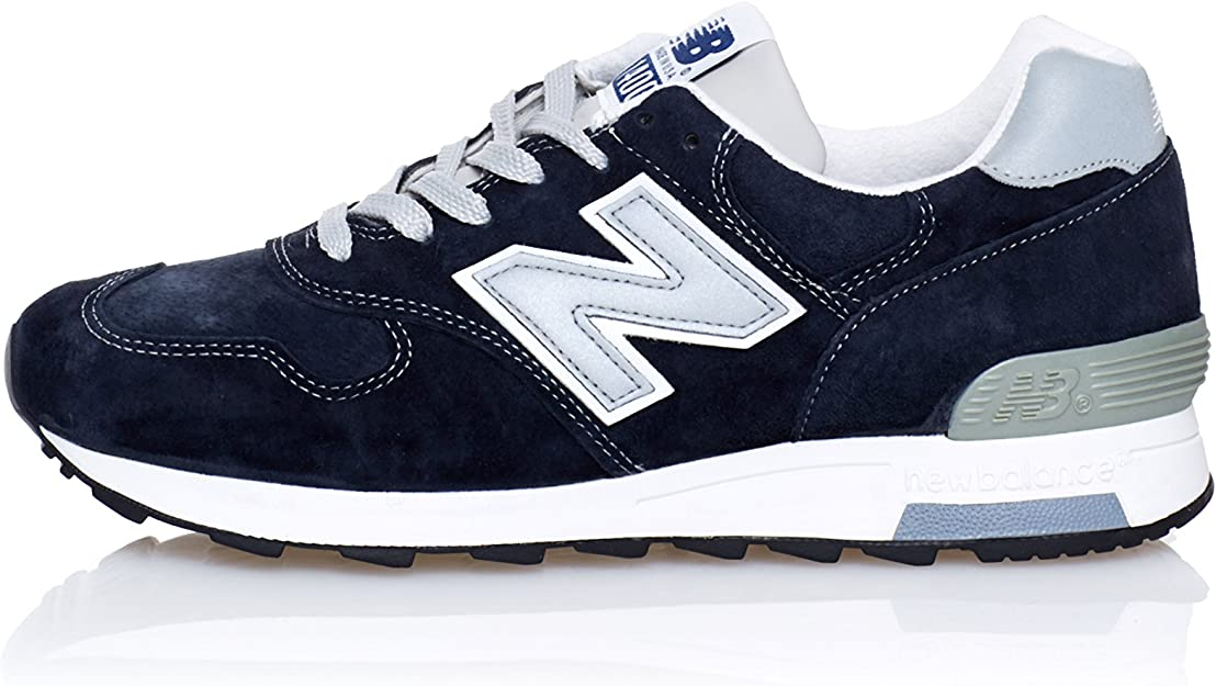 New Balance Mens 1400 Suede Low Top