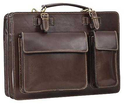"""a819dcf32e borsa per portatile Gusti Leder studio """"Nicholas"""" ventiquattrore  business computer Made in Italy"""