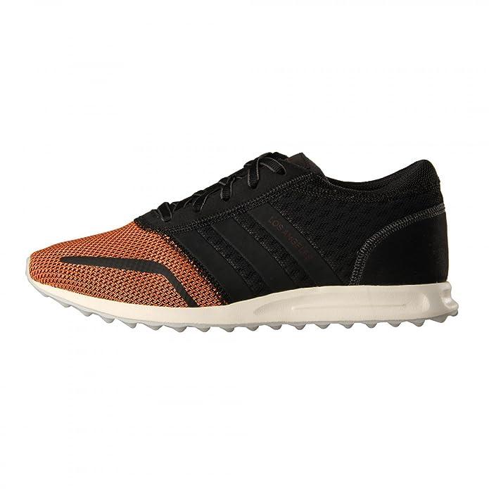 adidas Los Angeles Schuhe Herren Orange Schwarz günstig