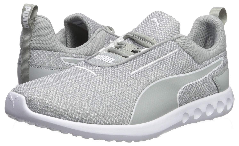 2e0b97e47e PUMA Men's Carson 2 Sneaker Quarry-White 11.5 M US