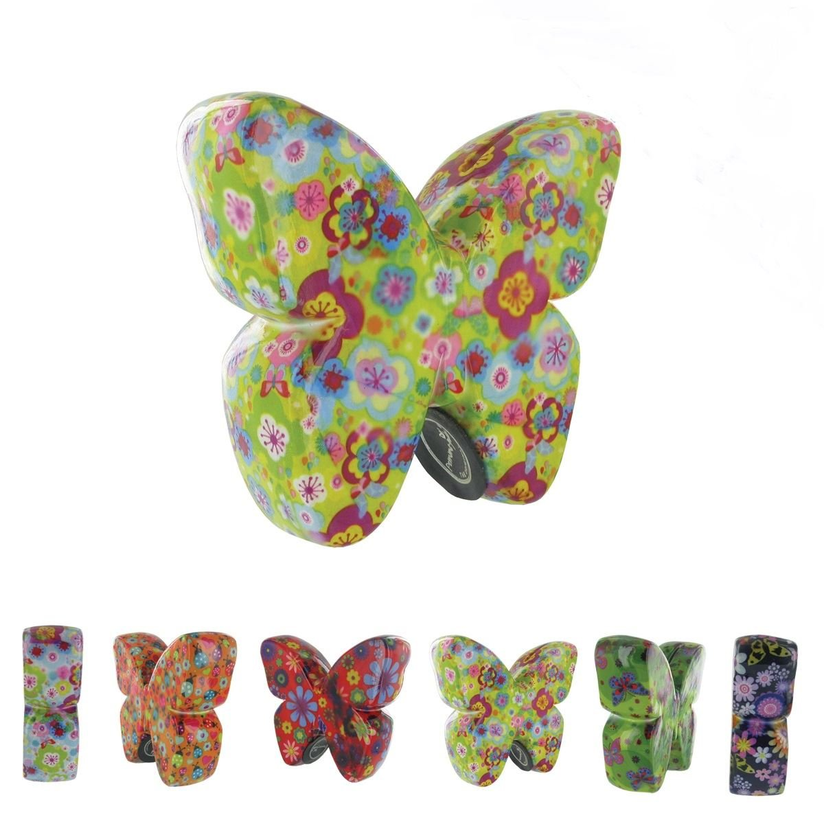 Pomme-Pidou Butterfly Moneybox. Colourful and Collectable Perfect Plants