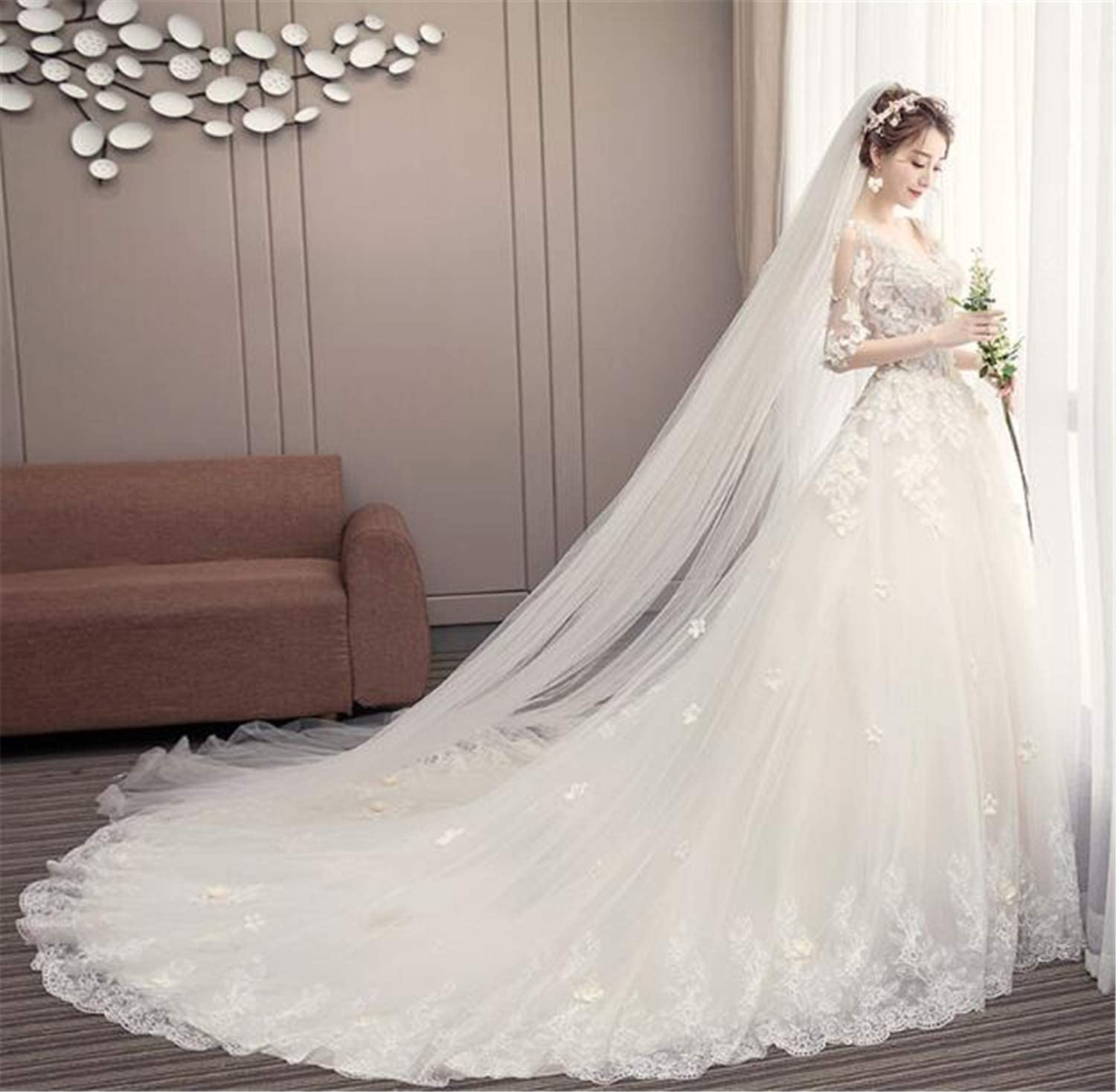 Celebrity embroidered Floral Look pattern Polyester Lace Elegant Apparel Wedding